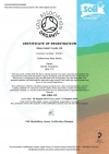 Soil Association Certificate